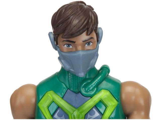 Imagem de Boneco Max Steel Figuras Básicas 31cm Mattel