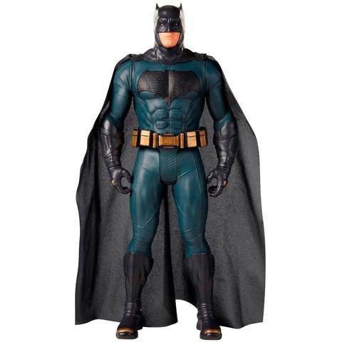 Imagem de Boneco Mimo Premium Liga da Justiça - Gigante 50 cm de Altura - Batman Marinho