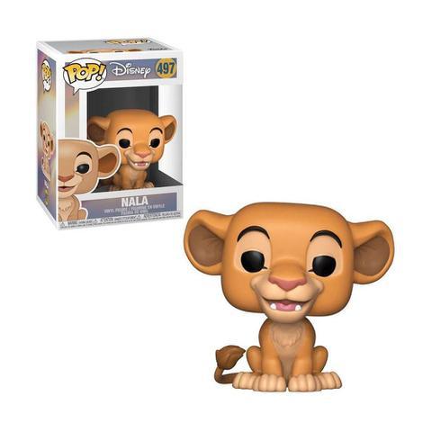 Imagem de Boneco Nala 497 Disney - Funko Pop!