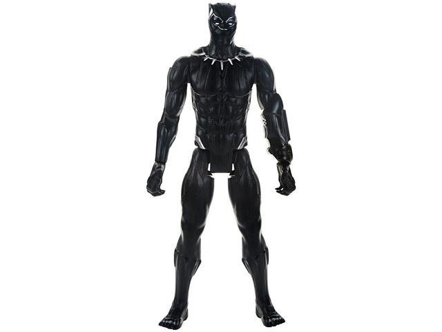 Imagem de Boneco Pantera Negra Marvel Avengers