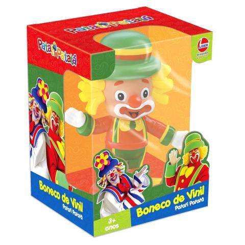 Imagem de Boneco Patatá - Patati Patatá 2403 - Líder Brinquedos