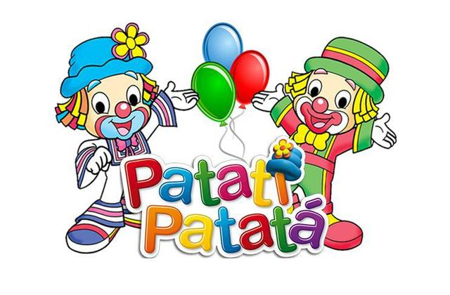 Imagem de Boneco Patati Musical 42cm Patati Patatá Ref.1825 BabyBrink