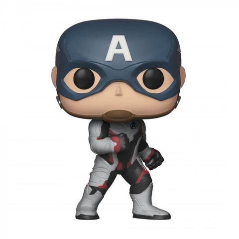 Imagem de Boneco Pop Funko 450 Marvel Avengers: Captain America