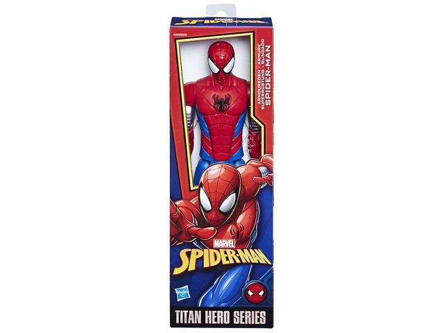 Imagem de Boneco Spider Man Blindado Marvel
