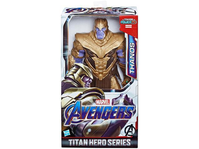 Imagem de Boneco Thanos Marvel Avengers