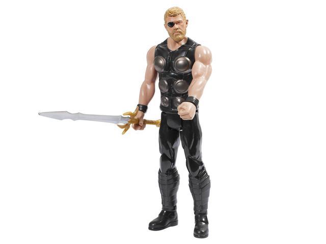 Imagem de Boneco Thor Marvel Titan Hero Series Avengers