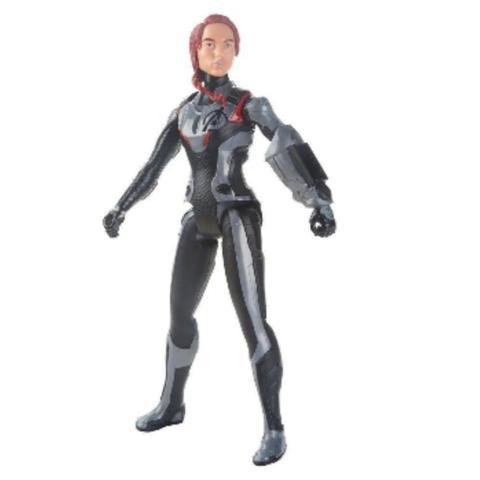 Imagem de Boneco Titan Hero Marvel Deluxe Viuva Negra 2.0 Avengers Hasbro