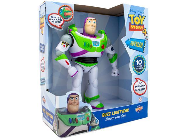 Imagem de Boneco Toy Story Buzz Lightyear