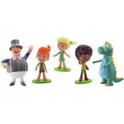 Imagem de Bonecos de Vinil Mundo Bita - Família Bita - Lider Brinquedos