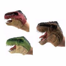 Imagem de Bonecos Dino Fantoche - Display Com 12 Unidades Dtc