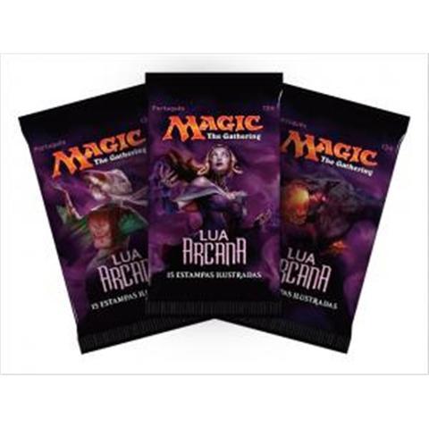 Imagem de Boosters Magic The Gathering: Lua Arcana (Avulso) - Cards