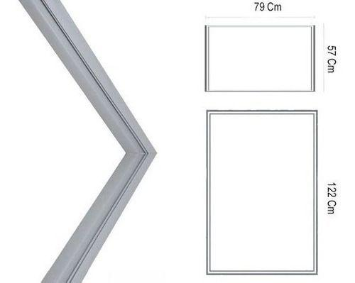 Imagem de Borracha Gaxeta Geladeira Porta e Freezer Electrolux DF80 DF80X DFI80