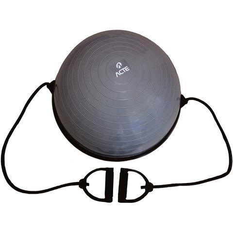 Imagem de Bosu Ball com Bomba e Corda Extensora Nível Médio  T19 - Acte