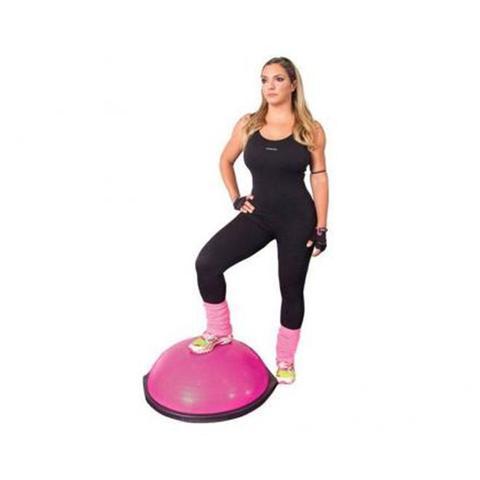 Imagem de Bosu Body Balance Rosa By Cau Saad - Acte Sports