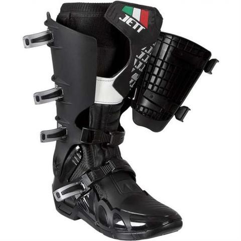 Imagem de Bota De Motocross Jett Lite Preta Pro Tork
