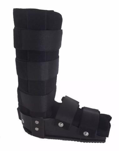 Imagem de Bota Ortopedica Imobilizadora Longo Bilateral Preto - Artipé
