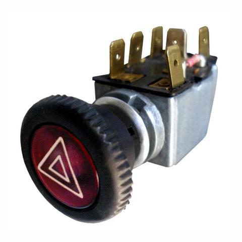Imagem de Botão de Emergência Pisca Alerta - Audi e VW - DNI 2001