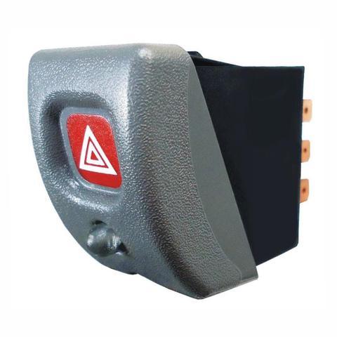 Imagem de Botão de Emergência Pisca Alerta com Alarme (LED) - GM 93397729 - DNI 2183