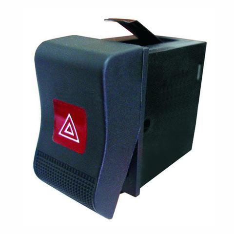 Imagem de Botão de Emergência Pisca Alerta - VW 2Z0953235 - 24V - DNI 2155