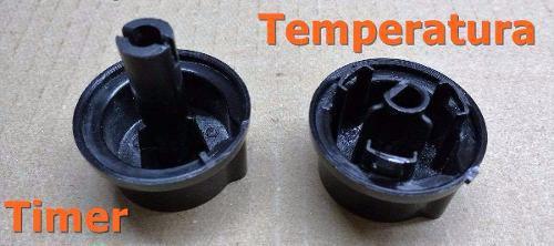 Imagem de Botão De Temperatura Fritadeira Air Fryer Mondial Original