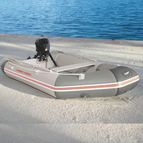 Imagem de Bote Inflável Caspian Pro 480kg Com Remos Barco Até 10hp Bestway