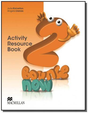 Imagem de Bounce now 2 - students pack with  activity book m - Macmillan