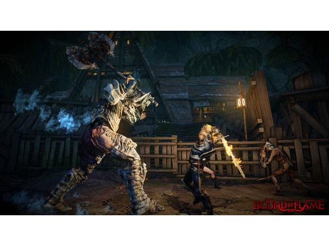 Imagem de Bound by Flame para PS3