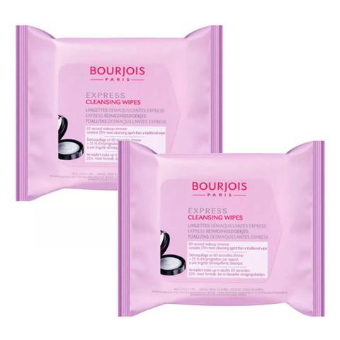 Imagem de Bourjois Lingettes Kit - Lenços Demaquilante