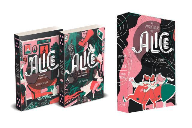 Imagem de Box 2 livros - as aventuras de alice