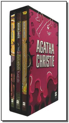 Imagem de Box 7: Agatha Christie - 3 Volumes
