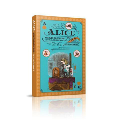 Imagem de Box - Alice No Pais Das Maravilhas E Alice Atraves Do Espelho - Pandorga