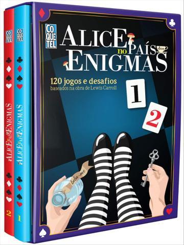 Imagem de Box Alice No País dos Enigmas
