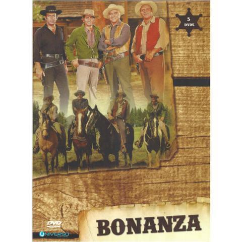 Imagem de Box Bonanza Box com 5 DVDs