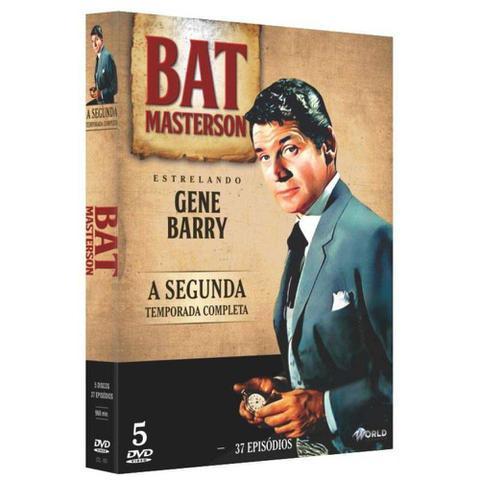 Imagem de Box DVD Bat Masterson Segunda Temporada Completa