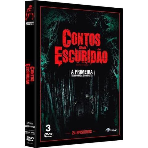 Imagem de Box DVD Contos Da Escuridão - A Primeira Temporada Completa