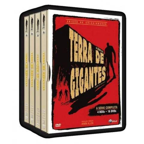 Imagem de Box DVD Terra De Gigantes Serie Completa 16 Discos