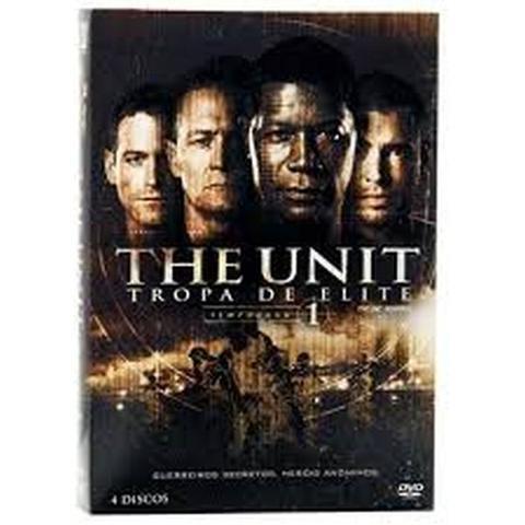 Imagem de Box Dvd - The Unit: Tropa De Elite - 1 Temporada - 4 Discos