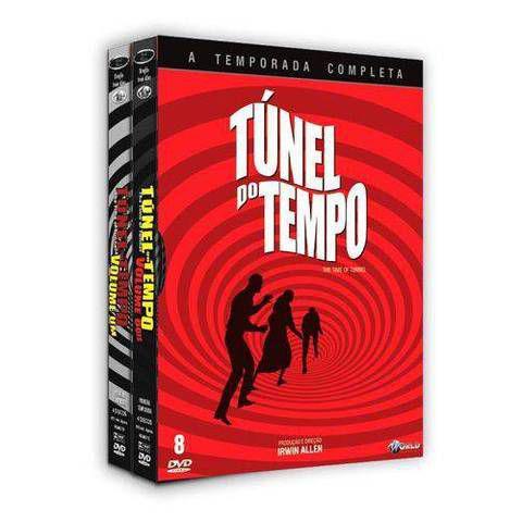 Imagem de Box DVD Túnel do Tempo A Temporada Completa