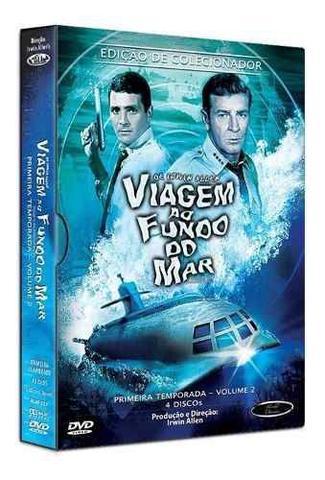 Imagem de Box Dvd: Viagem Ao Fundo Do Mar 1ª Temporada Volume 2