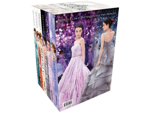 Imagem de Box Livros A Seleção