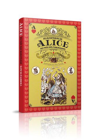 Imagem de Box Livros Alice País Das Maravilhas - 3 Volumes