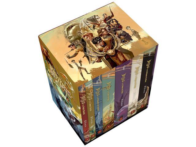 Imagem de Box Livros J.K. Rowling Edição Especial