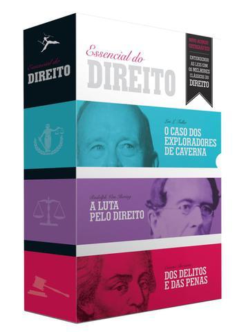 Imagem de Box - o Essencial do Direito - 3 Volumes - Hunter Books