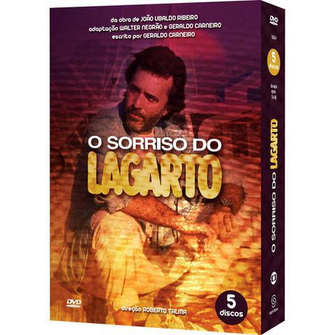 Imagem de Box O Sorriso do Lagarto