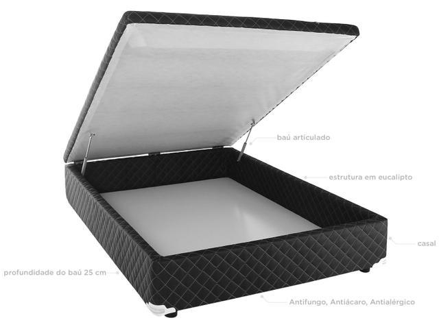 Imagem de Box para Colchão Casal 138x188cm