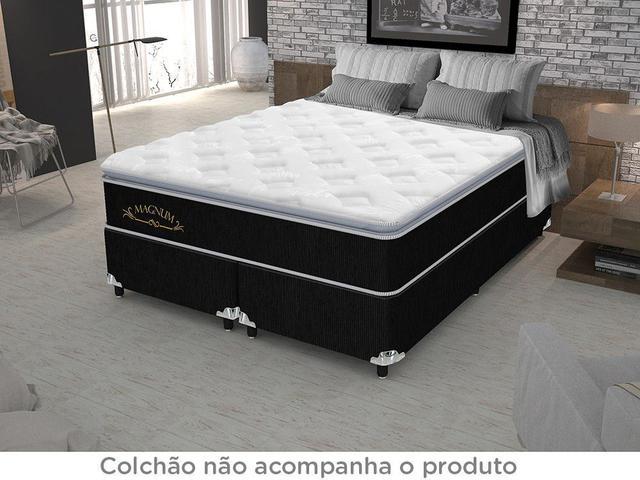 Imagem de Box para Colchão Queen Size Plumatex Bipartido
