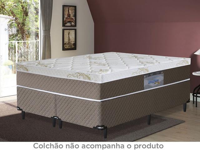Imagem de Box para Colchão Queen Size Umaflex Bipartido