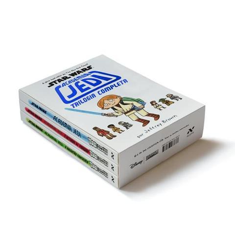 Imagem de Box - Trilogia Academia Jedi - 3 Volumes