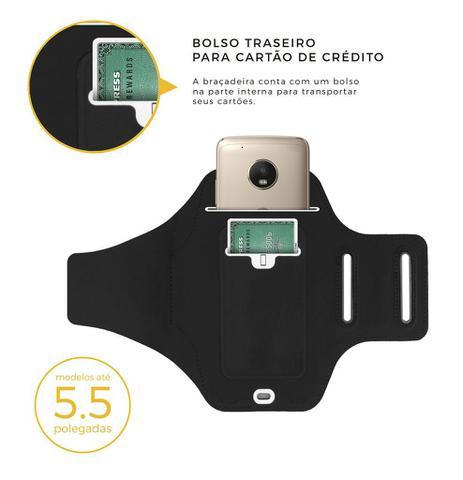 Imagem de Braçadeira Porta Celular para moto Nexus 6