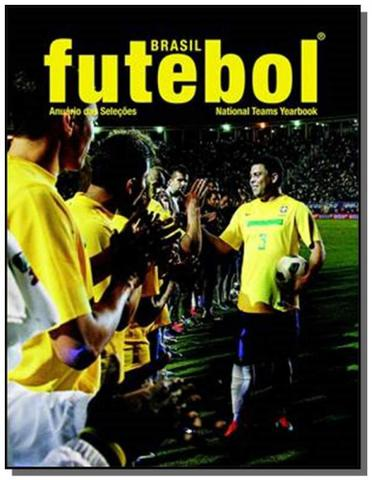 Imagem de Brasil futebol: anuario das selecoes - national te